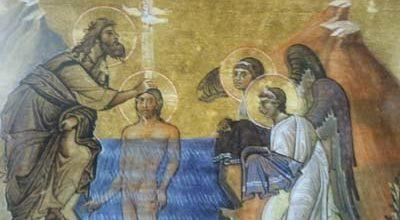 Il diluvio del Battesimo