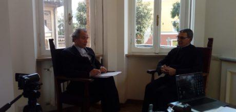 #CariGiovaniZaccariani. Intervista al Padre Generale dopo l'Esortazione di Papa Francesco Christus vivit ai giovani