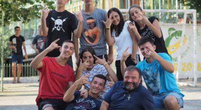 Rinia shqiptare, La gioventù albanese